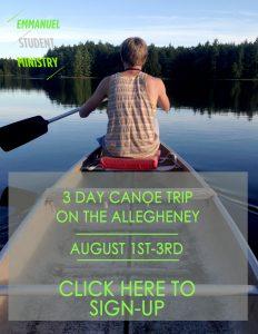 CanoeTrip(click Here)