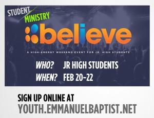 StudentMin Believe15